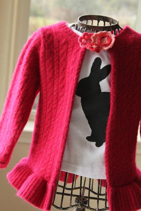 Как сделать свитер модным
