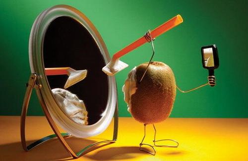 Ожившие предметы, Терри Бордер, юмор в искусстве, Terry Border