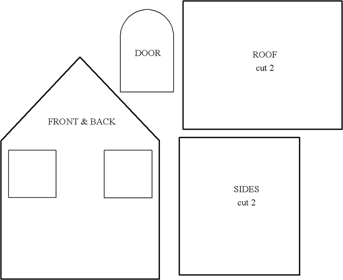 Free Printable 3d Haunted Houses | newhairstylesformen2014.com