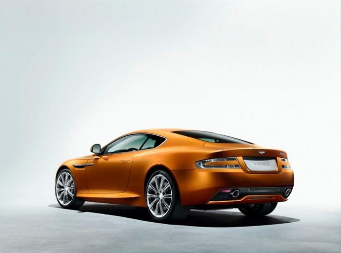 Самые красивые машины 2011 года по версии журнала Forbes Aston Martin Virage Volante 3 (700x518, 47Kb)