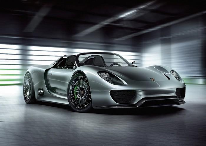 Самые красивые машины 2011 года по версии журнала Forbes Porsche 918 Spyder Hybrid 1 (700x494, 66Kb)