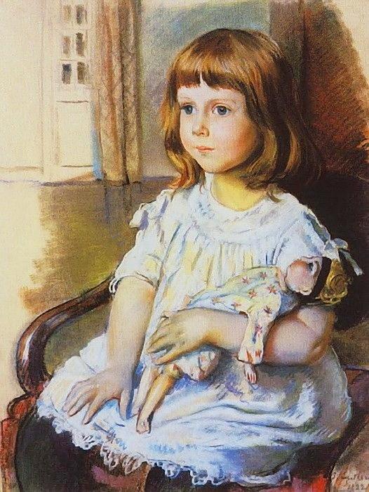 Zinaida Serebryakova (526x700, 316Kb)