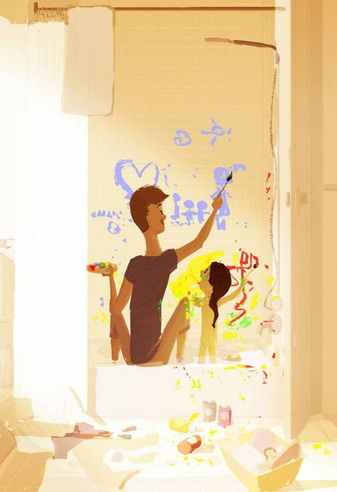 счастливое детство картинки 8 (479x700, 60Kb)