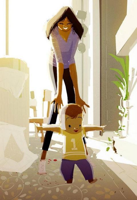 счастливое детство картинки 12 (479x700, 77Kb)