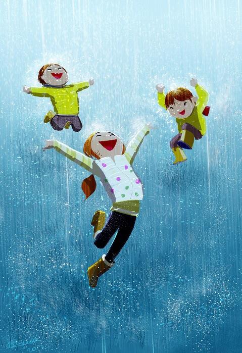 счастливое детство картинки 18 (479x700, 128Kb)
