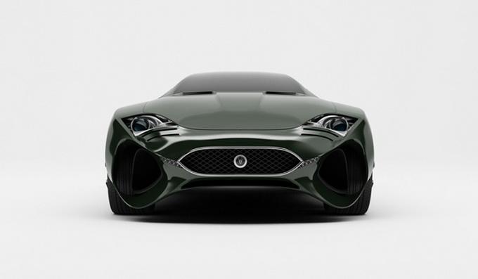 концепт Jaguar XKX (680x397, 45Kb)