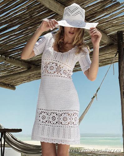 белое платье из фил (398x500, 93Kb)