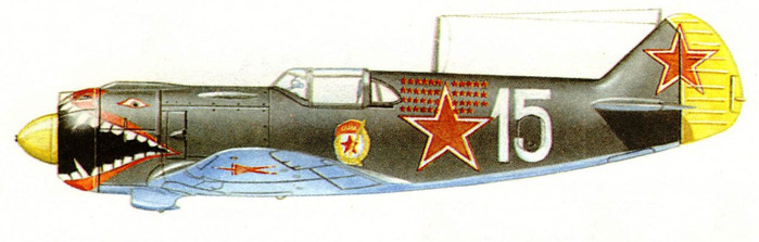 05 Ла-5 Костылева ГСС 4 ГИАП КБФ (700x223, 52Kb)