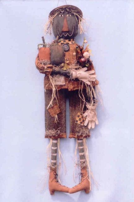 Happy Fall Prim Scarecrow (432x650, 49Kb)