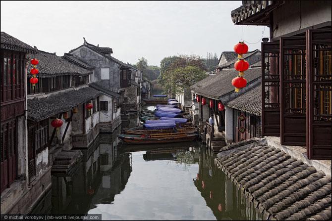 деревня на воде китай 1 (670x447, 82Kb)
