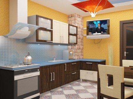 Маленькие кухни несколько идей