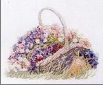Превью Basket With Flowers (234x192, 19Kb)