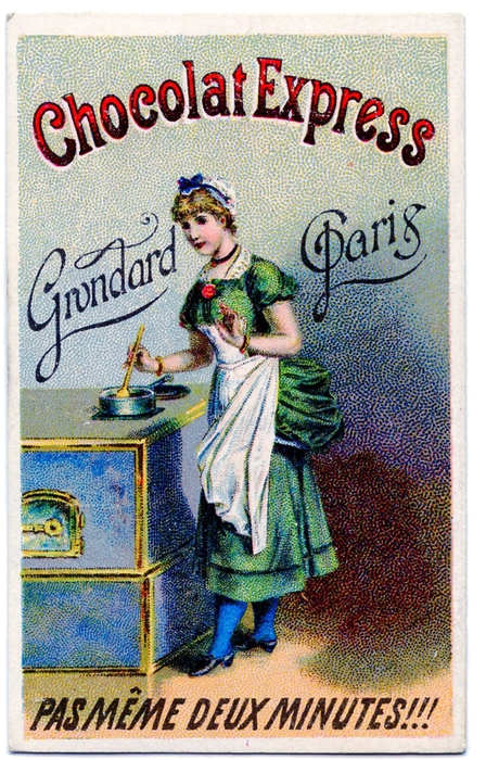 chocolat lady vintage images graphicsfairy005bg (448x700, 341Kb)