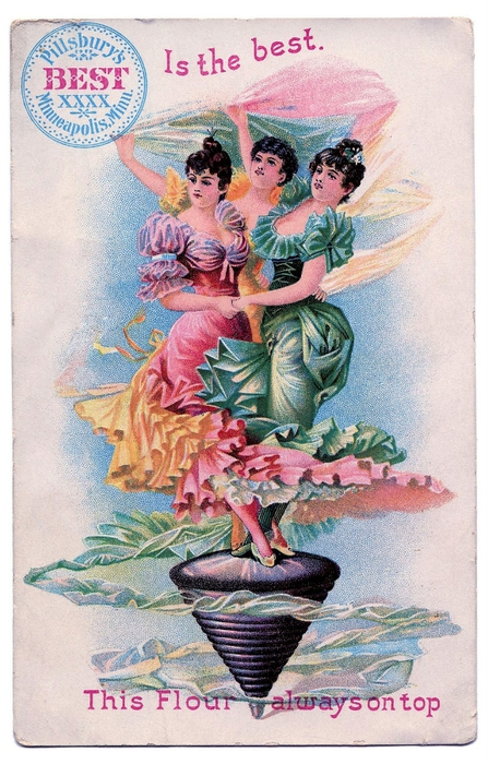 dancing ladies vintage graphicsfairy005 (447x700, 289Kb)