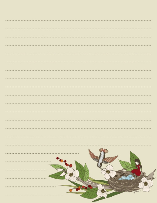 notepaper_creamhouse7 (541x700, 131Kb)