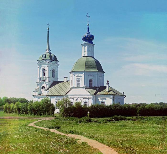 Тверь. Церковь Николы в Капустниках (700x645, 68Kb)