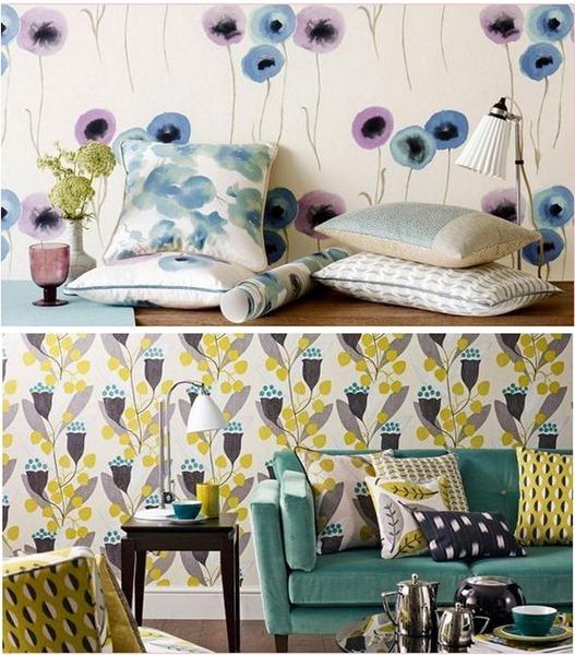 sanderson-floral-wallpaper (527x600, 123Kb)