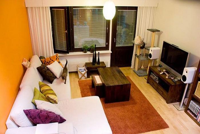 Современный дизайн стен гостиной 15 (700x467, 82Kb)