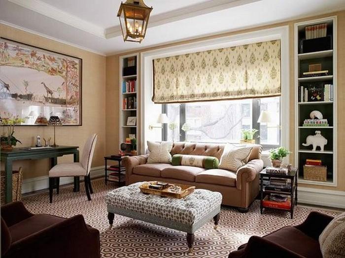 Современный дизайн стен гостиной 22 (700x525, 110Kb)