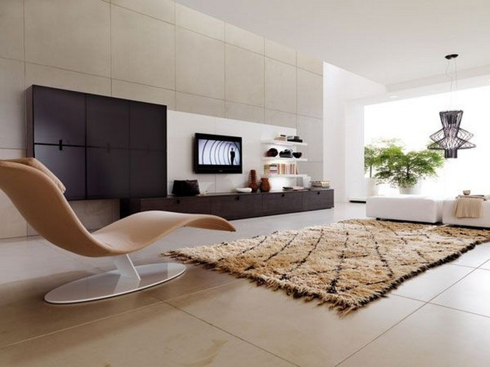 Современный дизайн стен гостиной 25 (700x525, 67Kb)