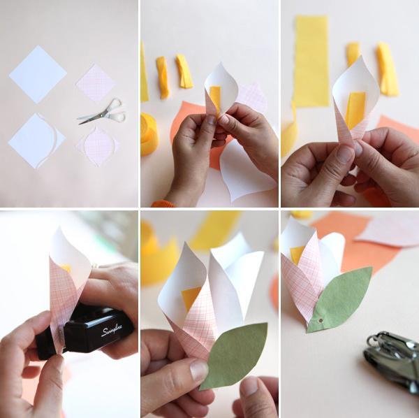 Подарок из бумаги своими руками мастер класс видео