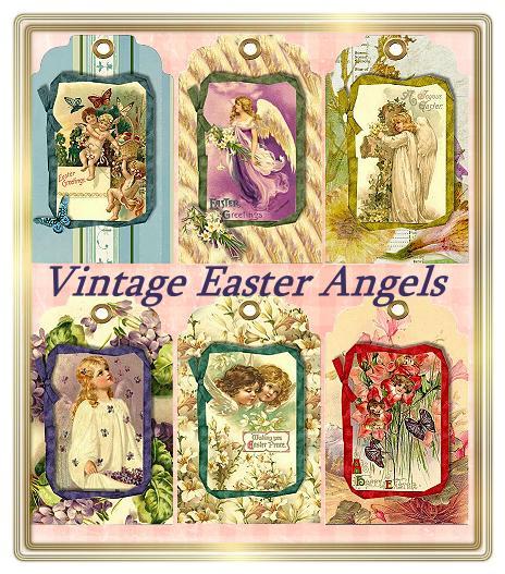 62769815_Vintage_Easter_Angels_Sample (464x527, 77Kb)