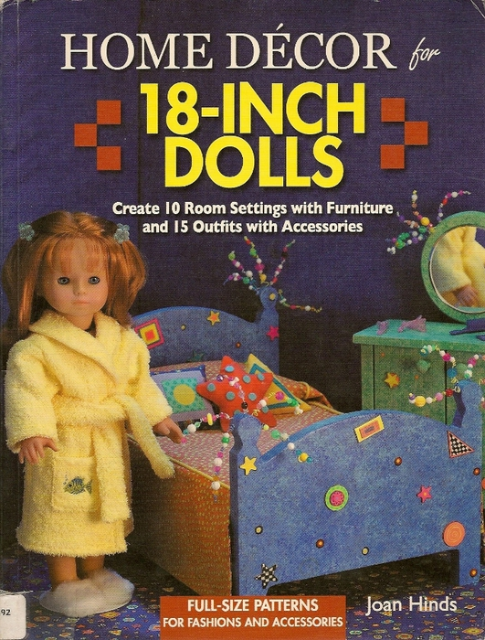 1. Home Decor For 18-Inch Dolls (531x700, 363Kb)