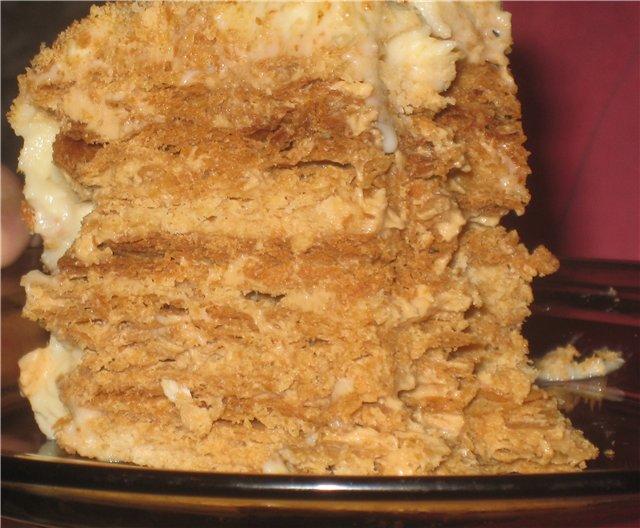 Рецепт торт бедный студент