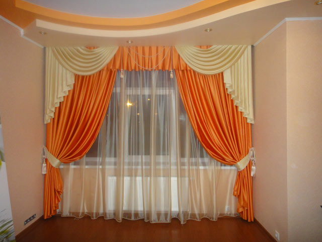 шторы в квартиру фото