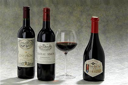 Об  алкоголе. Красное вино