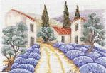 Превью Lavender Field (348x240, 30Kb)