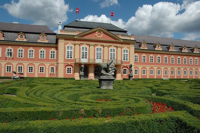 Замок Добриш - королевское имение 35681