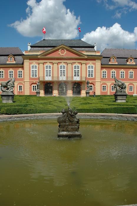 Замок Добриш - королевское имение 70060