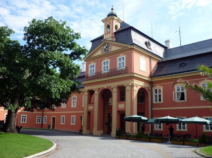 Замок Добриш - королевское имение 10944