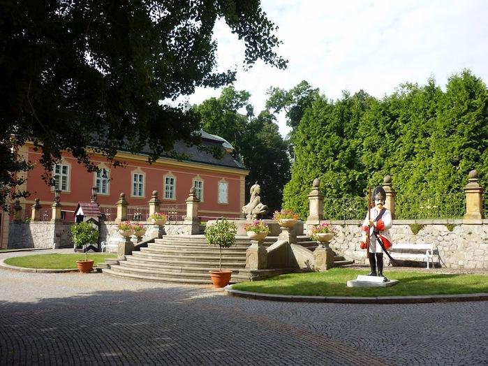 Замок Добриш - королевское имение 47664