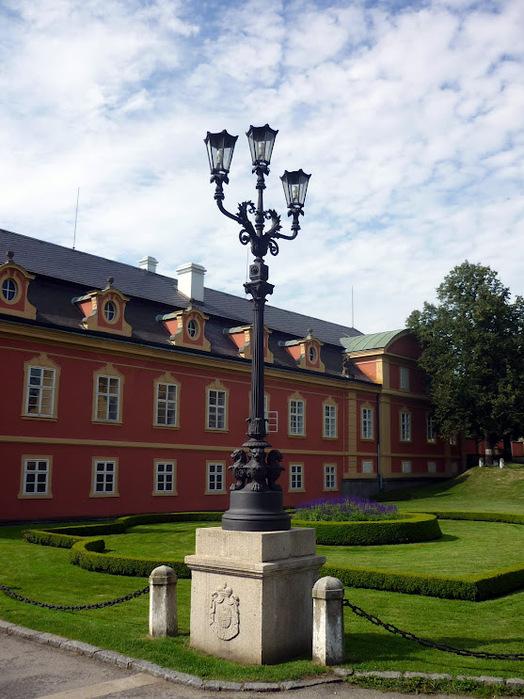 Замок Добриш - королевское имение 12261