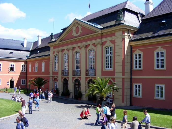 Замок Добриш - королевское имение 17290