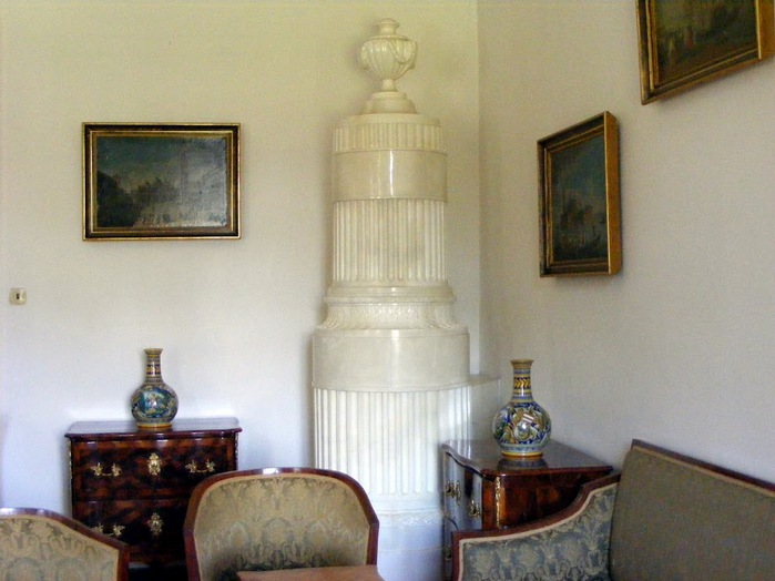 Замок Добриш - королевское имение 21319