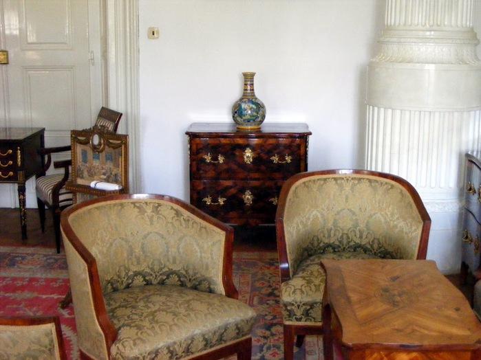 Замок Добриш - королевское имение 44662