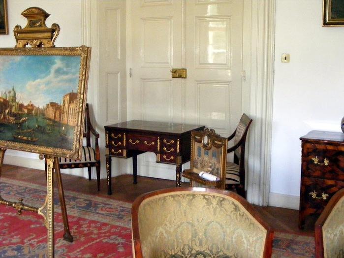 Замок Добриш - королевское имение 62332