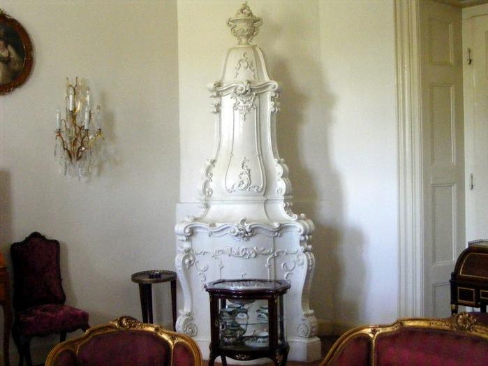 Замок Добриш - королевское имение 89021