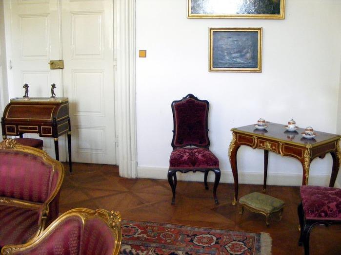 Замок Добриш - королевское имение 68807