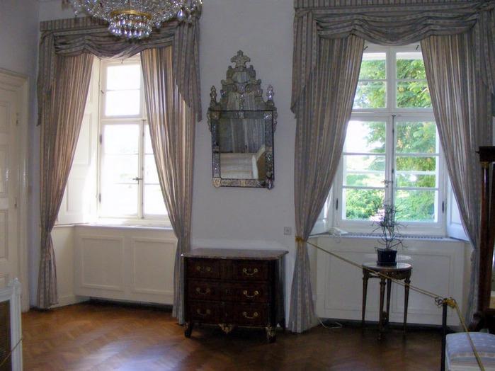 Замок Добриш - королевское имение 11885