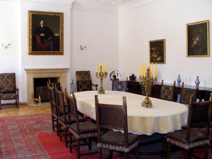 Замок Добриш - королевское имение 39273