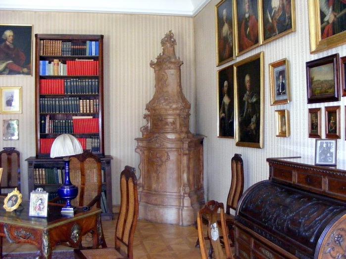 Замок Добриш - королевское имение 54370