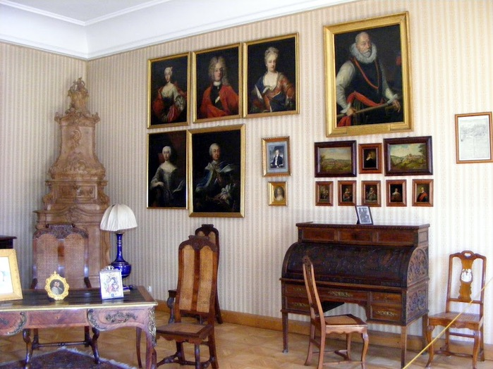 Замок Добриш - королевское имение 68427