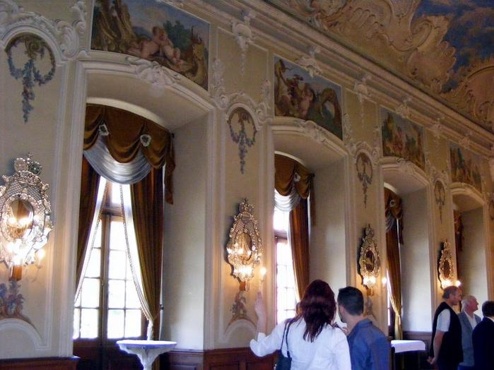 Замок Добриш - королевское имение 39803