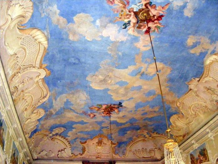 Замок Добриш - королевское имение 93211