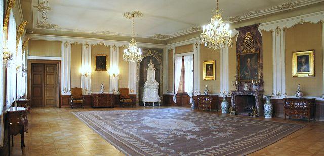 Замок Добриш - королевское имение 58125