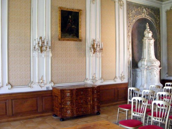 Замок Добриш - королевское имение 19726